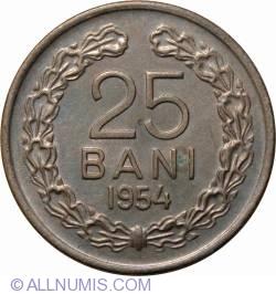 Imaginea #1 a 25 Bani 1954