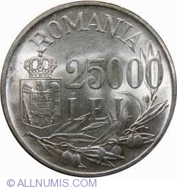 25000 Lei 1946