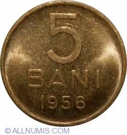 5 Bani 1956