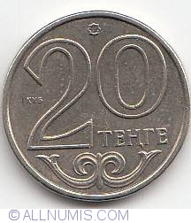 Image #2 of 20 Tenge 2012
