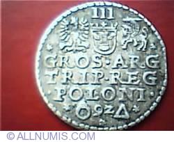 Imaginea #1 a 3 Groschen (triplugros) 1592