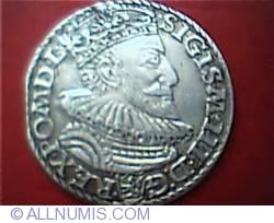 Imaginea #2 a 3 Groschen (triplugros) 1592