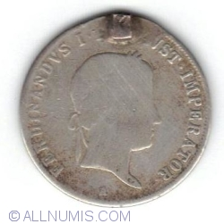 20 Kreutzer 1836 A
