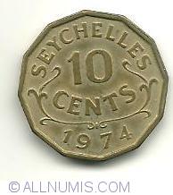 Imaginea #2 a 10 Cents 1974