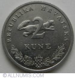 Imaginea #1 a 2 Kune 1999