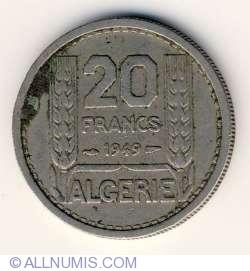 Imaginea #2 a 20 Franci 1949