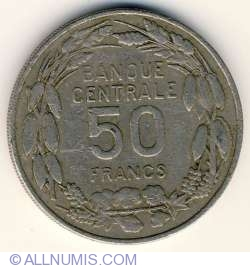 Image #1 of 50 Francs 1960