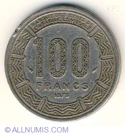 Image #1 of 100 Francs 1975