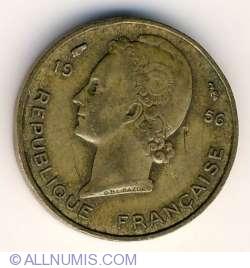 Image #1 of 5 Francs 1956