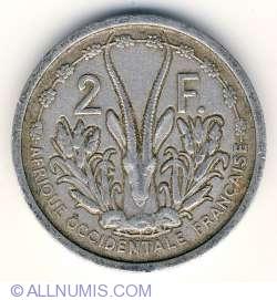 Imaginea #2 a 2 Francs 1948