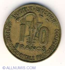 Image #1 of 10 Francs 1957