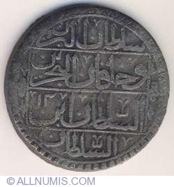 Yuzluk (100 para) 1800 (AH 1203/12)
