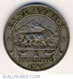 Image #2 of 1 Shilling 1949