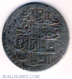 Yuzluk (100 para) 1790 (AH 1203/2)