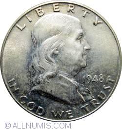 Image #1 of Half Dollar 1948