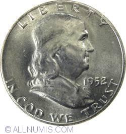 Image #1 of Half Dollar 1952