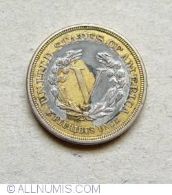 Image #2 of [COUNTERFEIT] Racketeer Nickel