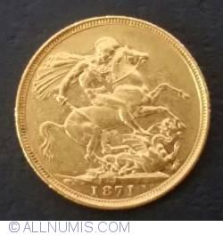 Sovereign 1871