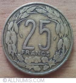 25 Francs 1975