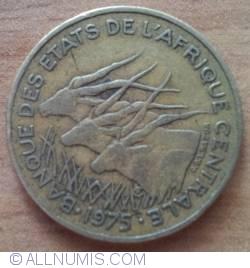 Image #2 of 25 Francs 1975