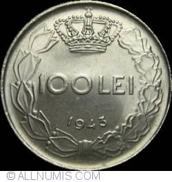 100 Lei 1943 (riduri la ochi)