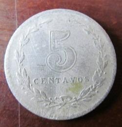 Image #2 of 5 Centavos 1937