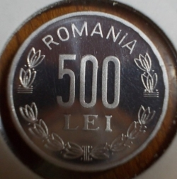 500 Lei 2004