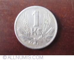 Image #1 of 1 Koruna 1942
