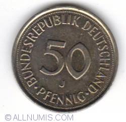 Imaginea #1 a 50 Pfennig 1994 J