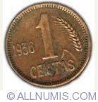 1 Centas 1936