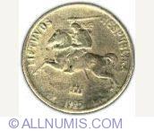 10 Centu 1925