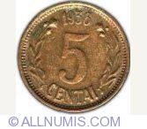 Image #1 of 5 Centai 1936