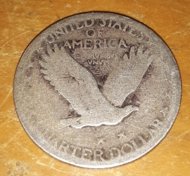 Image #2 of Standing Liberty Quarter 1926