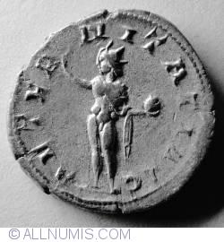 Image #2 of Silver Antoninian Gordian III ND (238-244) - Sol