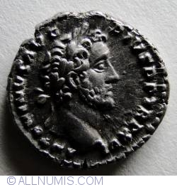 Image #1 of Silver Denar Antoninus Pius ND (138-161)