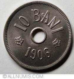 10 Bani 1906 J