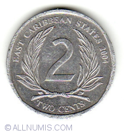 Image #1 of 2 Cents 2004