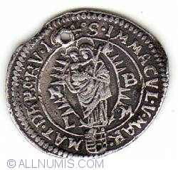 Image #1 of [COUNTERFEIT] 1/6 Ducat 1674