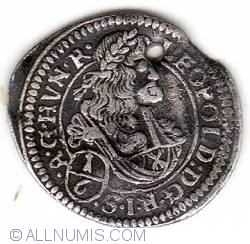 Image #2 of [COUNTERFEIT] 1/6 Ducat 1674