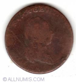 1 Kreuzer 1782 B