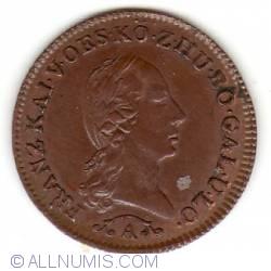 Image #2 of 1/4 kreutzer 1812 A