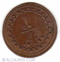 Image #1 of 1/4 kreutzer 1812 A