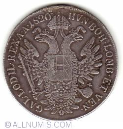Image #1 of 1 Thaler 1820 M