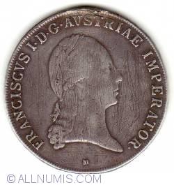 Image #2 of 1 Thaler 1820 M