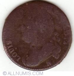 Image #2 of 12 deniers 1792 N