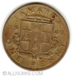 Image #1 of 1 Penny 1940