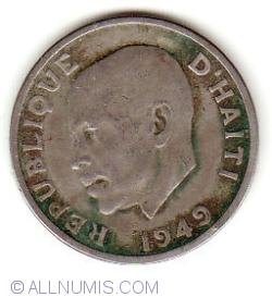 Imaginea #2 a 5 Centimes 1949