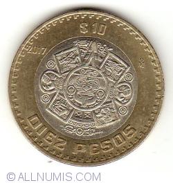 Image #1 of 10 Pesos 2017