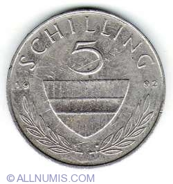 Image #1 of 5 Schilling 1992