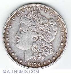 Image #2 of Morgan Dollar 1879 P